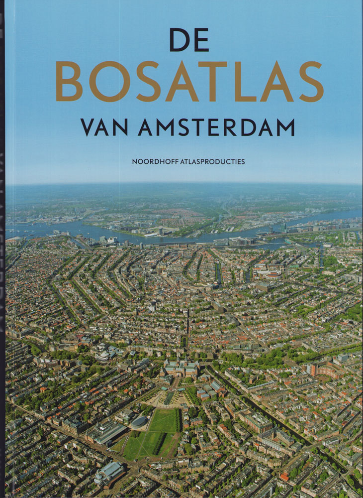 cover of Atlas of Amsterdam